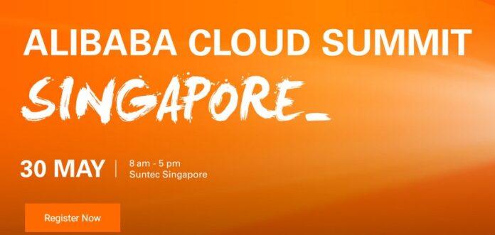 Alibaba singapore summit