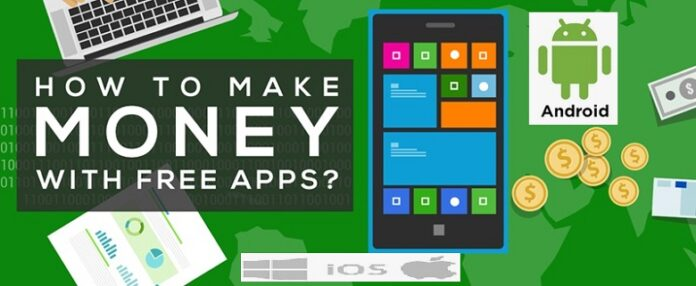 How to Make Money with free Apps