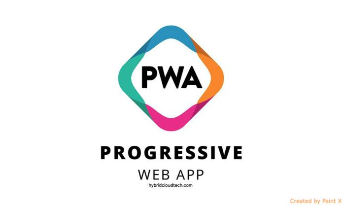 Progressice web apps