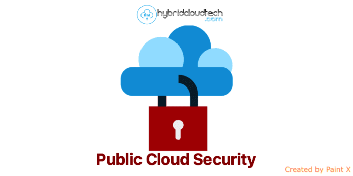 Public Cloud Security