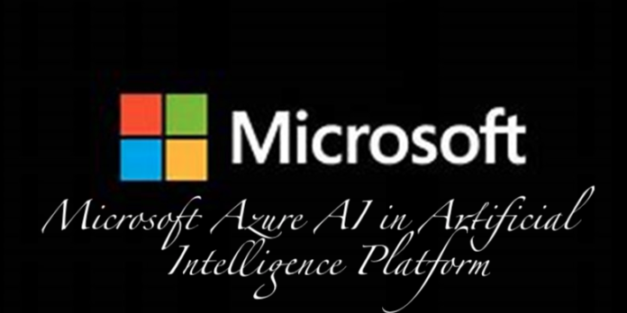 Microsoft Azure AI in Artificial Intelligence Platform