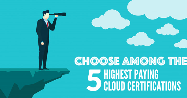 Top Paying Cloud Certifications in Highest Demand Today