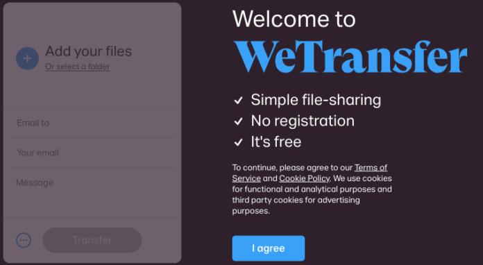 WeTransfer Plus Login Guide - Free File Transfer Service