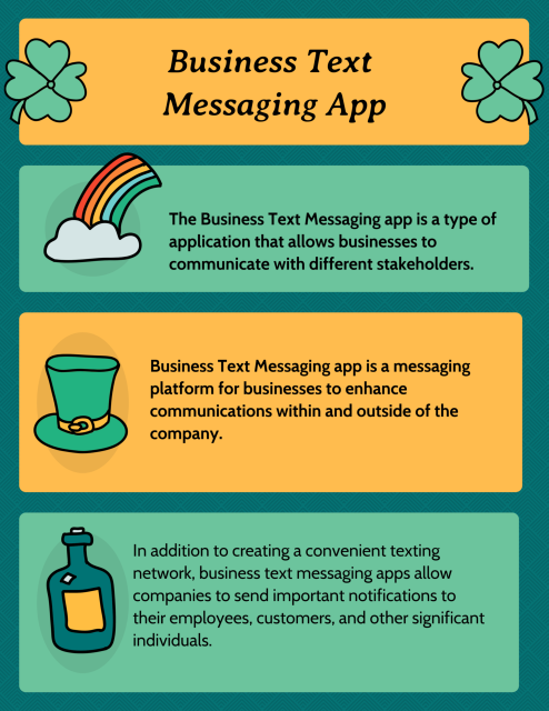 Business Texting Messaging Software & Apps