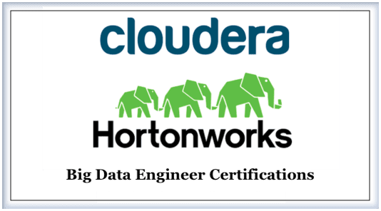 Big Data Engineer Certifications