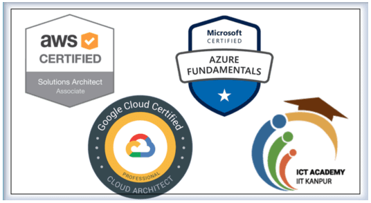 Top 4 Cloud Architect Certifications