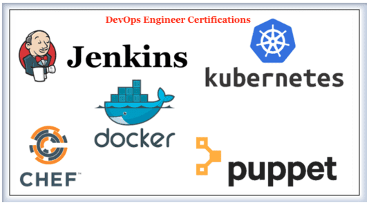 Top 5 DevOps Engineer Certifications