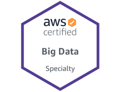 AWS Certified Big Data — Specialty (Best Cloud Certificate for Bit Data Professionals)