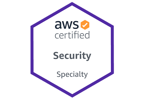 AWS Certified Security — Specialty (Best Cloud Certificate for Security Experts)