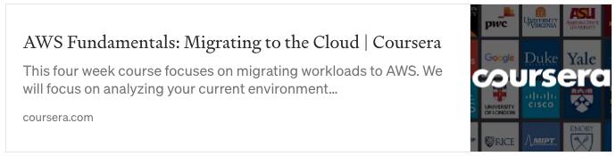 AWS Fundamentals: Going Cloud-Native