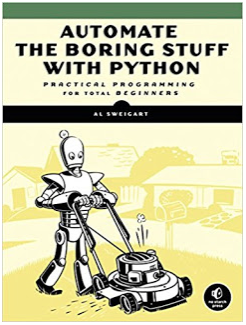 Automate the Boring Stuff with Python book