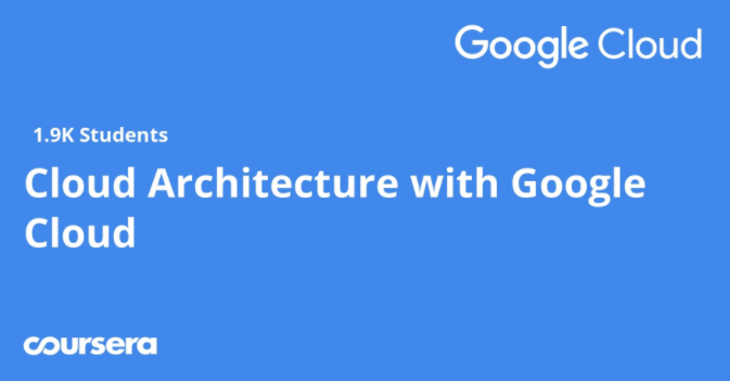 Cloud Architecture with Google Cloud
