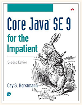 Core Java SE 9 for the Impatient (2nd Edition) - Java Developers Books