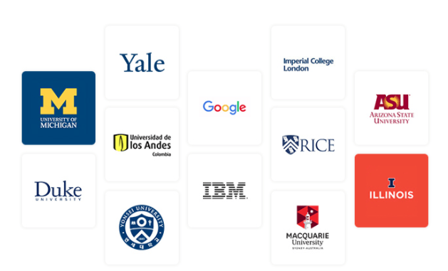 Coursera partners - Coursera Online Learning