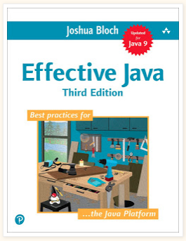 Effective Java 3rd Edition - Java Developers Books