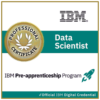 IBM Data Science - Coursera online courses