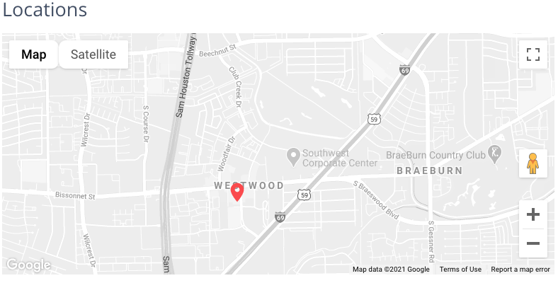 Milestone Technical Institute (MTI) on Google Map