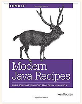 Modern Java Recipes - Java Developers Books