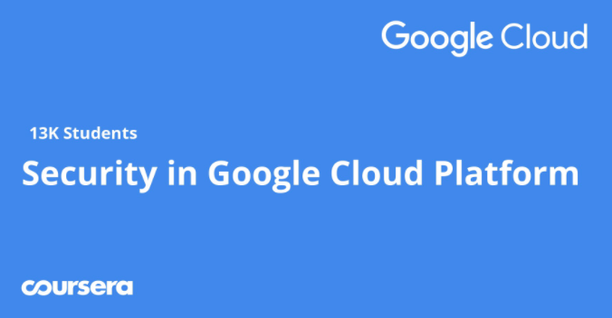 Security in Google Cloud Platform