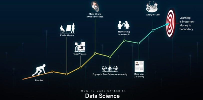 Define data science what are the roles of a data scientist